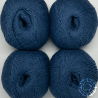 «Woolpack Yarn Collection» Baby Alpaca Socks – Jeans