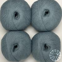 «Woolpack Yarn Collection» Baby Alpaka Socks – Eis