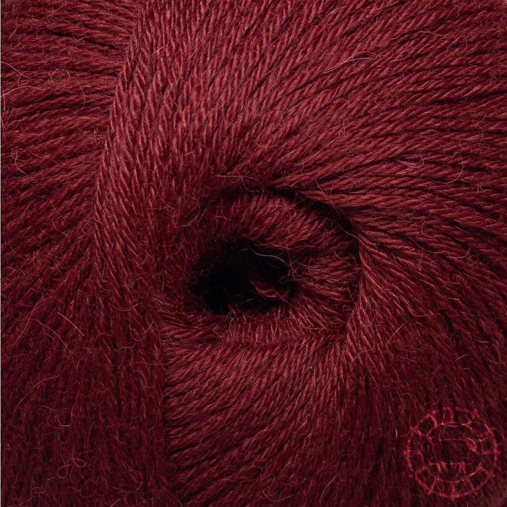 «Woolpack Yarn Collection» Baby Alpaka Socks – Rioja