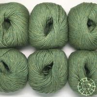 «Woolpack Yarn Collection» Baby Alpaka DK, meliert – Lindenblüte