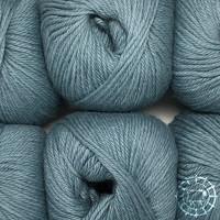 «Woolpack Yarn Collection» Baby Alpaka DK – Eis