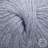«Woolpack Yarn Collection» Baby Alpaka DK, meliert – Gletscher
