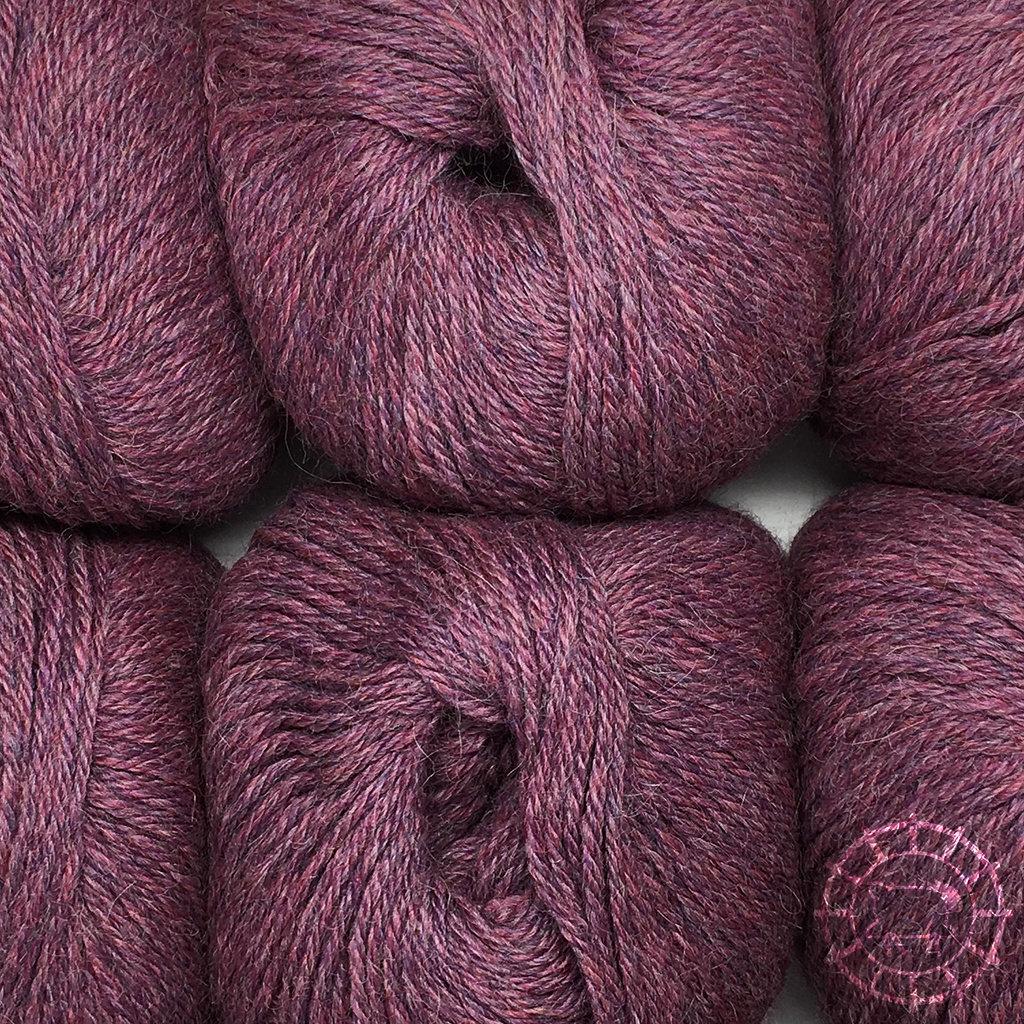 «Woolpack Yarn Collection» Baby Alpaka DK, meliert – Erika