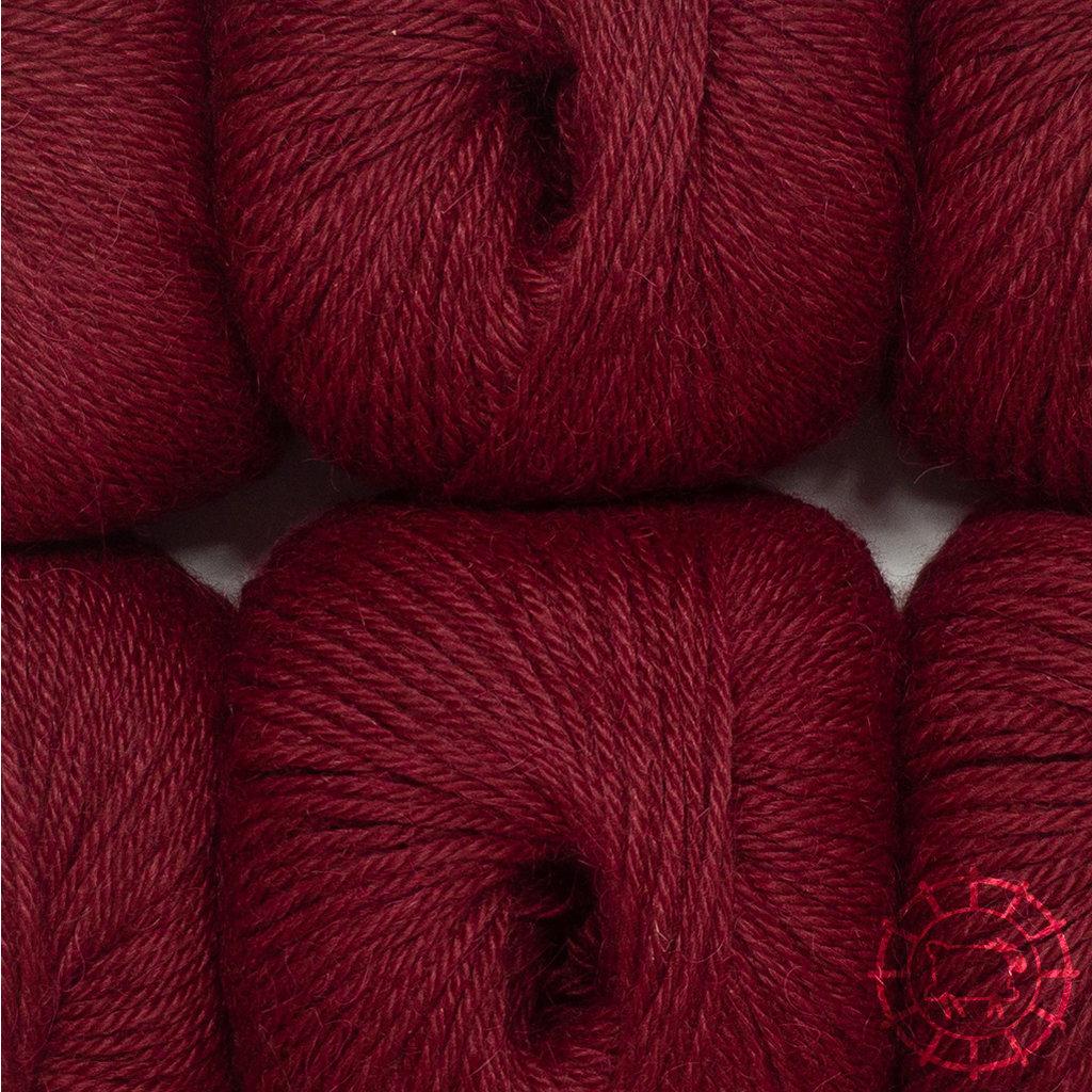 «Woolpack Yarn Collection» Baby Alpaka DK – Rioja
