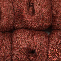 «Woolpack Yarn Collection» Baby Alpaca DK, chinée – Automne