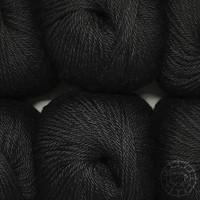 «Woolpack Yarn Collection» Baby Alpaca DK – Noir
