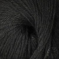 Baby Alpaka DK – Schwarz