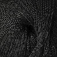 «Woolpack Yarn Collection» Baby Alpaka DK – Schwarz