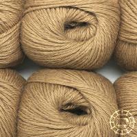 «Woolpack Yarn Collection» Baby Alpaka DK – Café creme