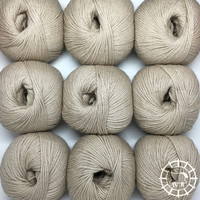 «Woolpack Yarn Collection» Baby Alpaca DK – Beige