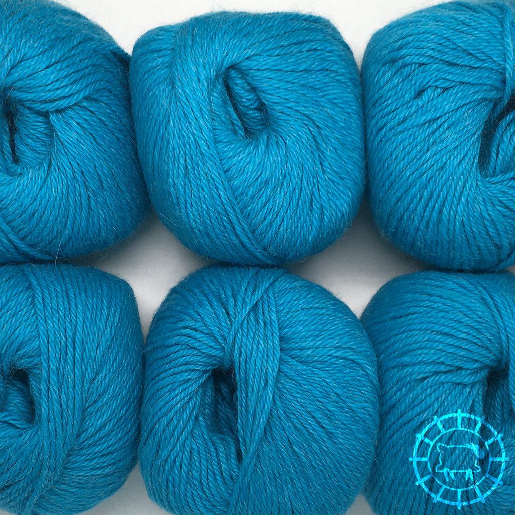 «Woolpack Yarn Collection» Baby Alpaca DK – Lagune