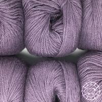 «Woolpack Yarn Collection» Baby Alpaka DK – Flieder