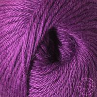 «Woolpack Yarn Collection» Baby Alpaca DK – Pourpre, dernières pelotes