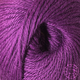 «Woolpack Yarn Collection» Baby Alpaka DK – Lila, geht aus dem Sortiment