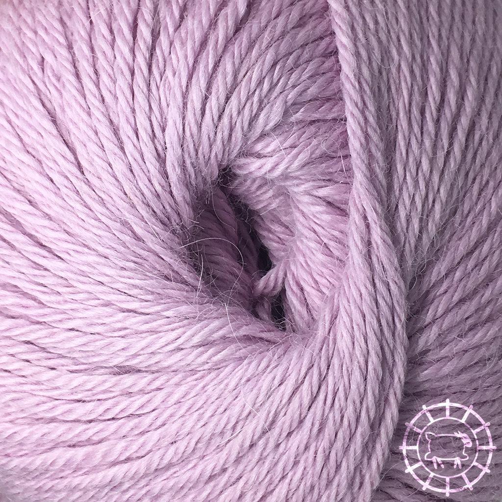 «Woolpack Yarn Collection» Baby Alpaka DK – Blütenblatt