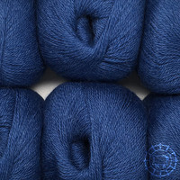 «Woolpack Yarn Collection» Baby Alpaca Fingering – Jeans