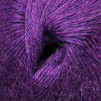 «Woolpack Yarn Collection» Baby Alpaca Fingering, chinée – Lilas