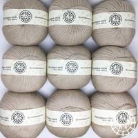 «Woolpack Yarn Collection» Baby Alpaka Fingering – Beige
