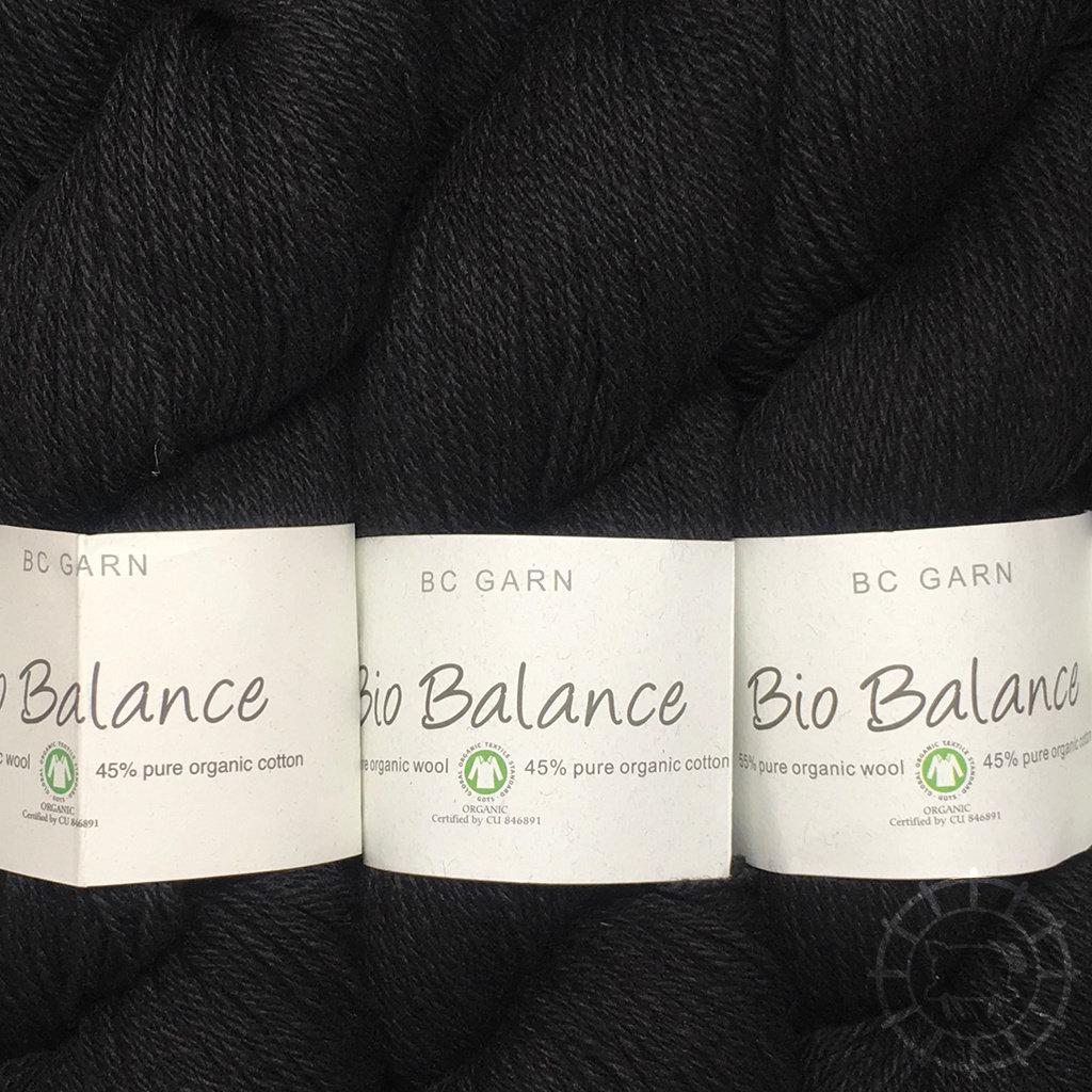 «BC Garn» Bio Balance – Noir