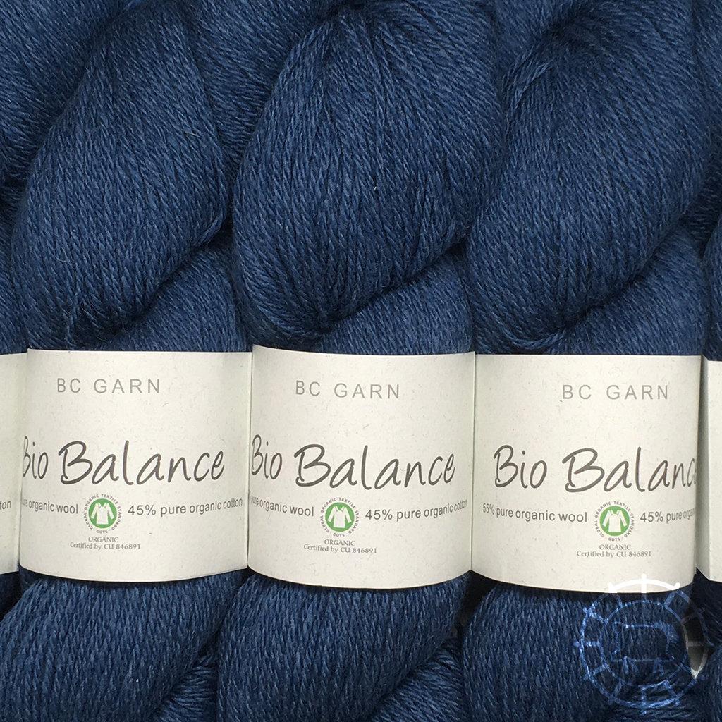 «BC Garn» Bio Balance – Marineblau
