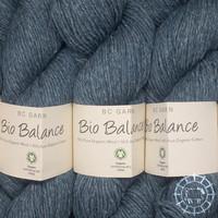 «BC Garn» Bio Balance – Graublau