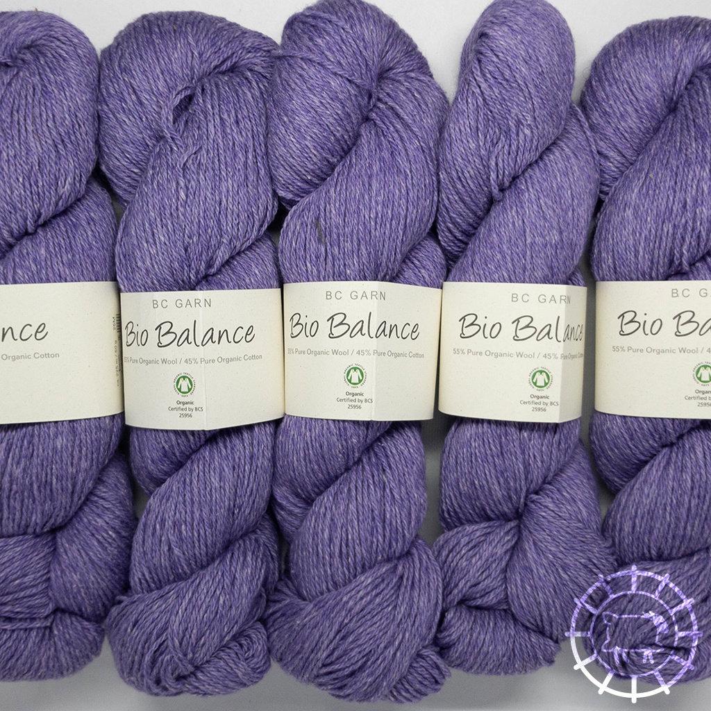 «BC Garn» Bio Balance – Lila