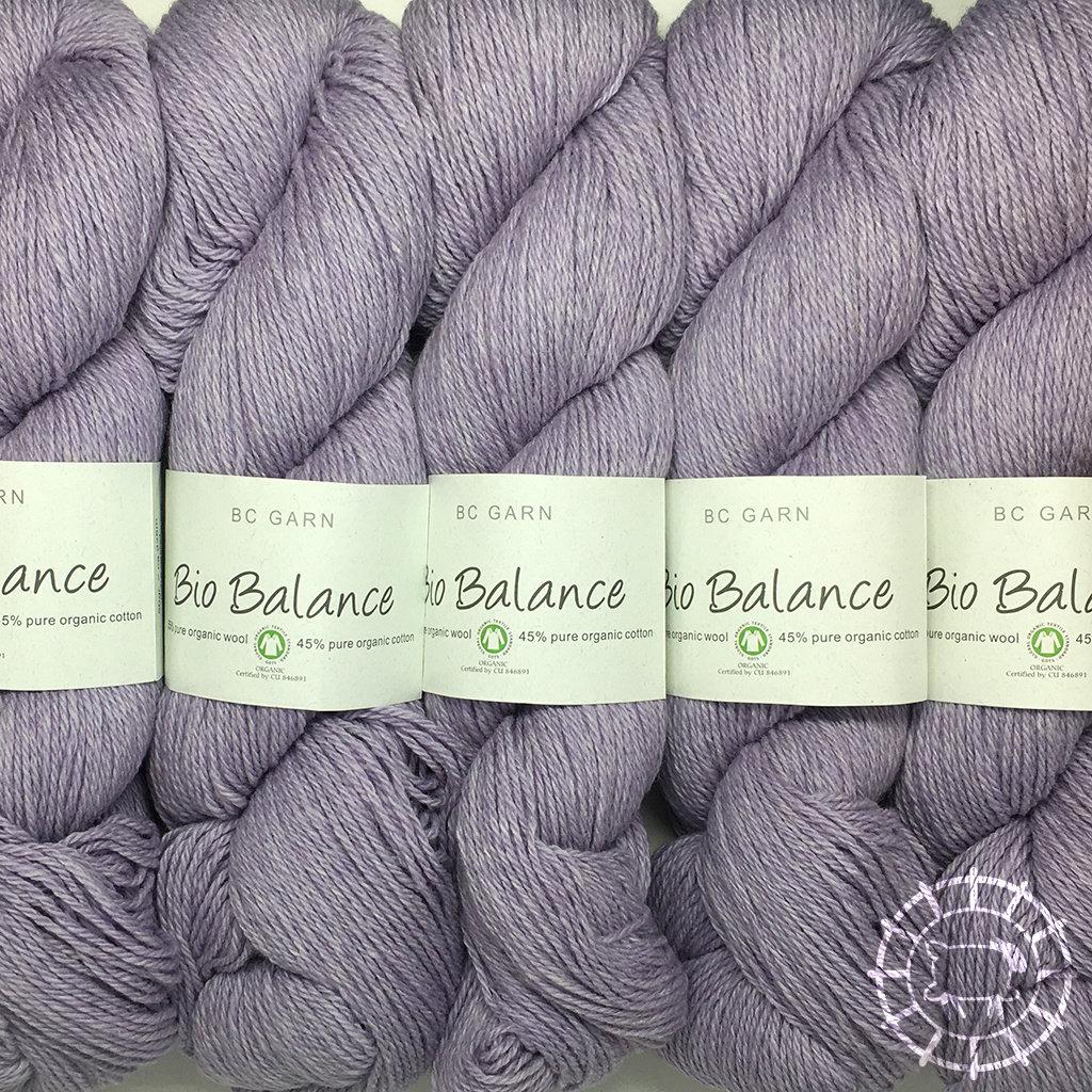 «BC Garn» Bio Balance – Lilas
