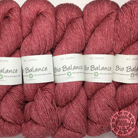 «BC Garn» Bio Balance – Blassrot