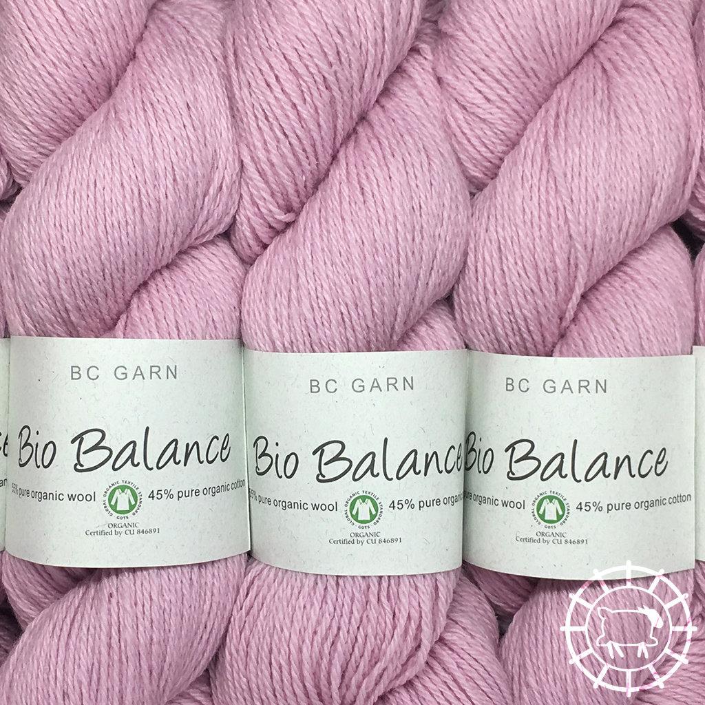 «BC Garn» Bio Balance – Rosa