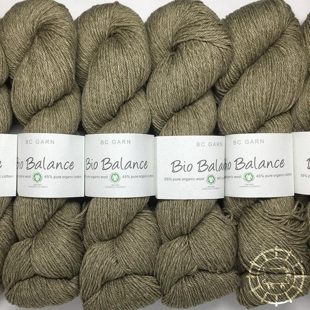 «BC Garn» Bio Balance – Khaki