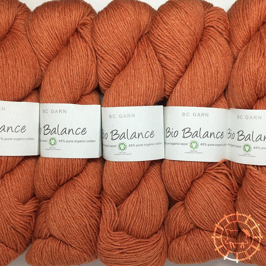 «BC Garn» Bio Balance – Orange
