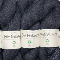 «BC Garn» Bio Balance – Graphite