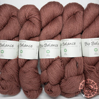 «BC Garn» Bio Balance – Rouge rouille
