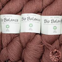 «BC Garn» Bio Balance – Rostrot