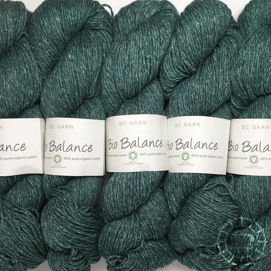 «BC Garn» Bio Balance – Blautanne