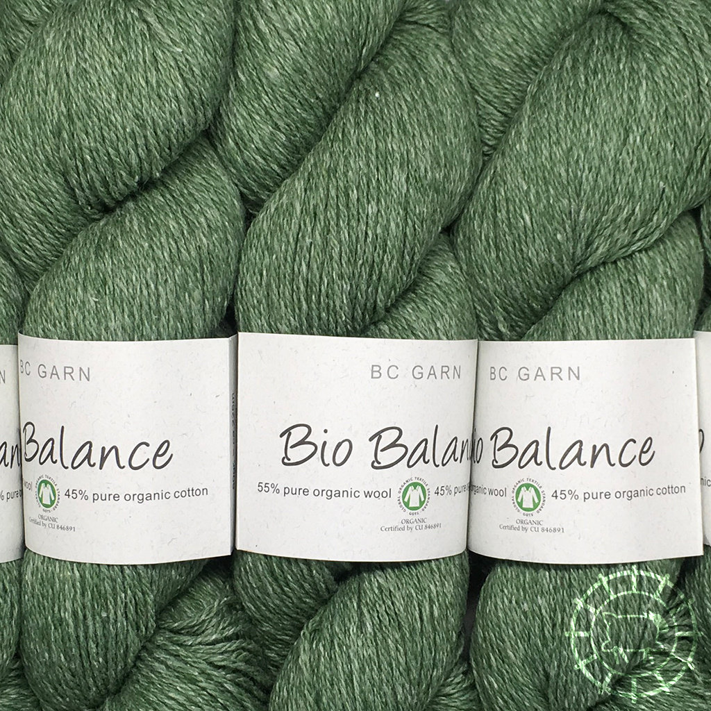 «BC Garn» Bio Balance – Wiese
