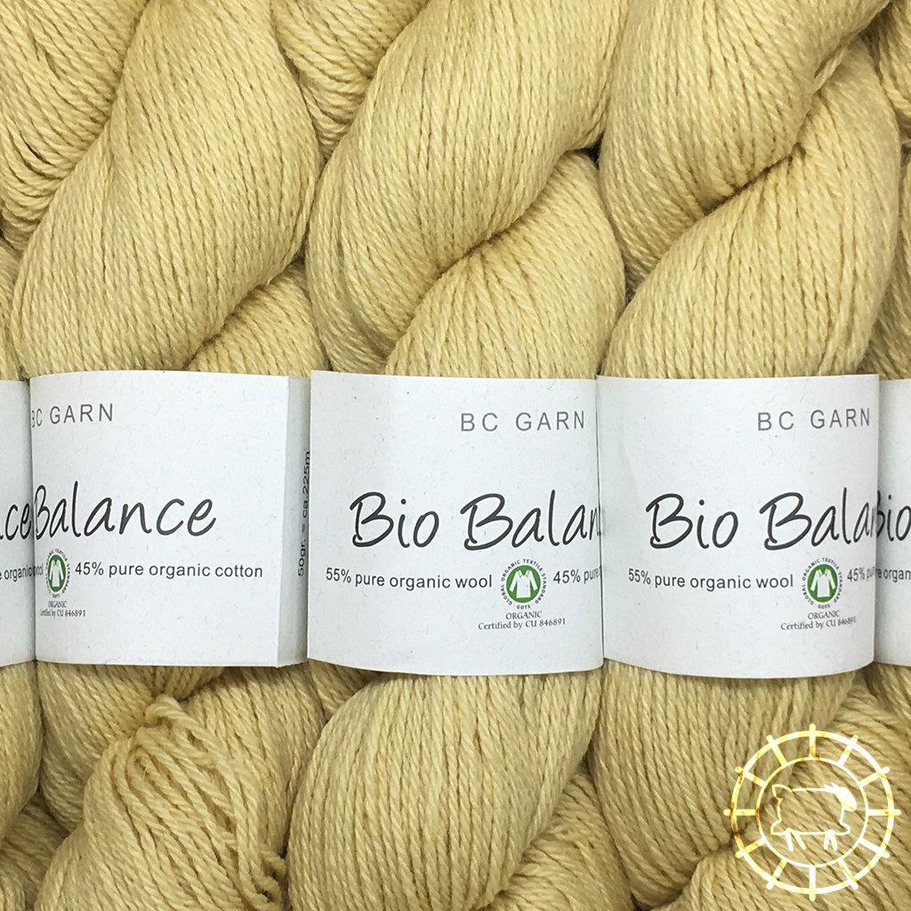 «BC Garn» Bio Balance – Schwefelgelb