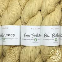 «BC Garn» Bio Balance – Jaune soufre