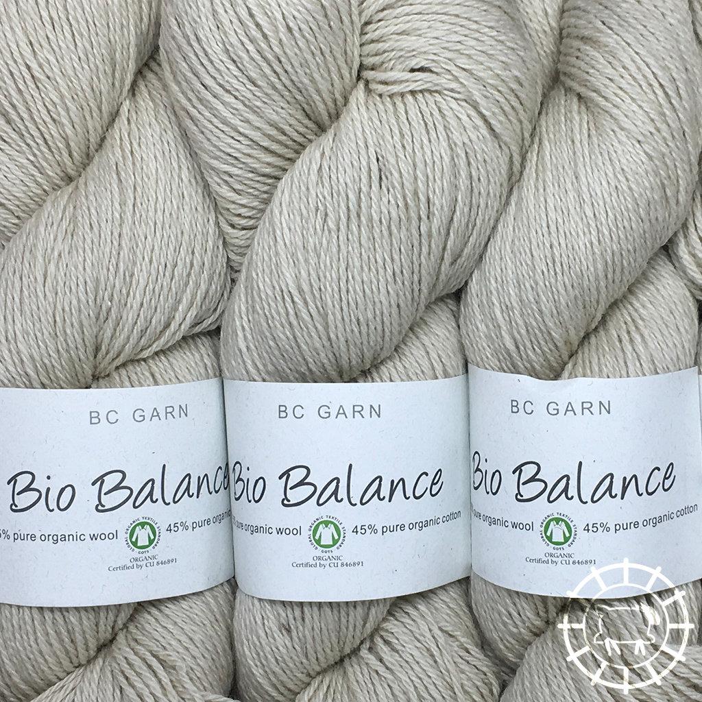 «BC Garn» Bio Balance – Ivoire