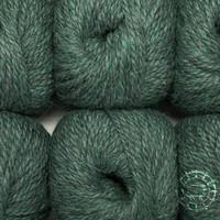 «Woolpack Yarn Collection» Baby Alpaka Bulky – Smaragd