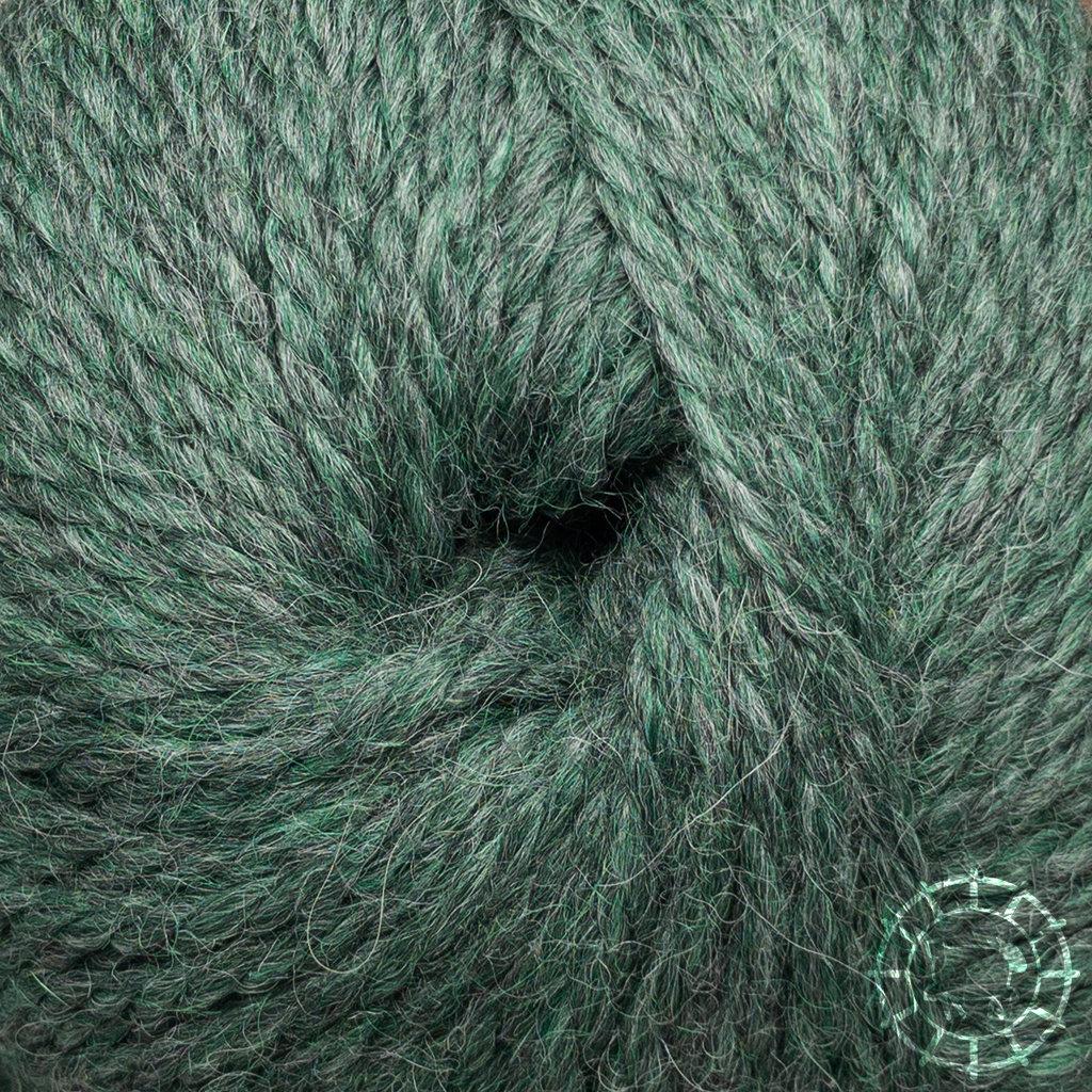 «Woolpack Yarn Collection» Baby Alpaca Bulky – Emeraude