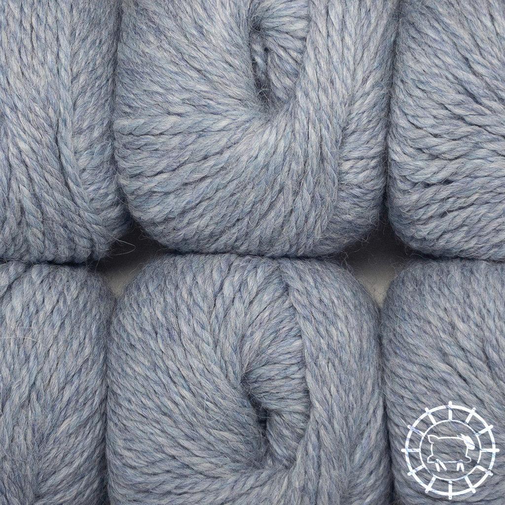 «Woolpack Yarn Collection» Baby Alpaka Bulky – Gletscher