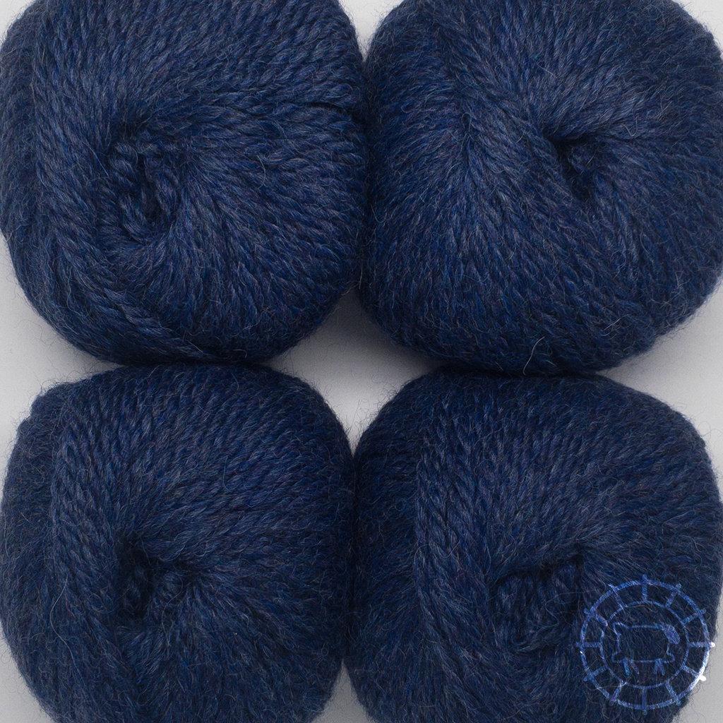 «Woolpack Yarn Collection» Baby Alpaka Bulky – Dunkelblau