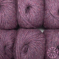 «Woolpack Yarn Collection» Baby Alpaka Bulky – Erika