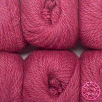 «Woolpack Yarn Collection» Baby Alpaka Bulky – Himbeertraum