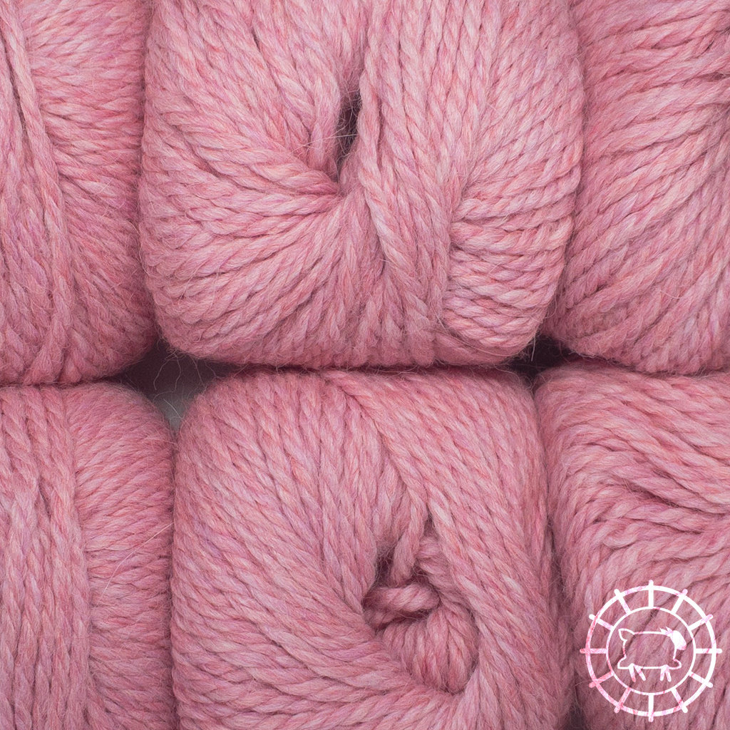 «Woolpack Yarn Collection» Baby Alpaka Bulky – Perlrosa