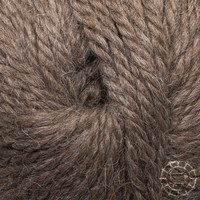«Woolpack Yarn Collection» Baby Alpaca Bulky – Brun de chameau