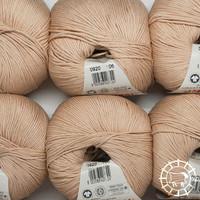 «Lane Mondial» Cotton Soft Bio – Latte macchiato