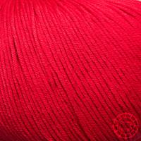 «Lane Mondial» Cotton Soft Bio – Rot