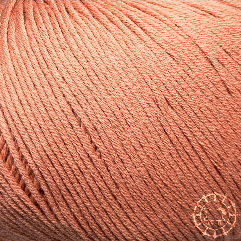 «Lane Mondial» Cotton Soft Bio – Terracotta